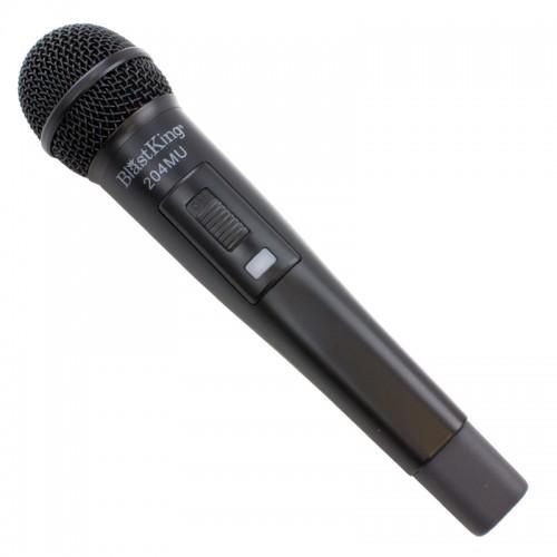 Dual Channel Wireless Microphone System - 204MU