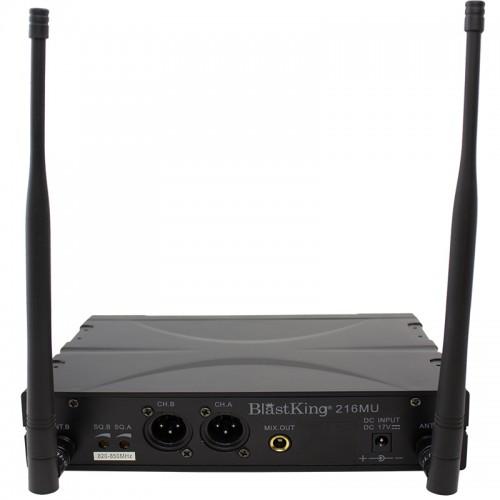 99 Channel Wireless Microphone System - 216MU