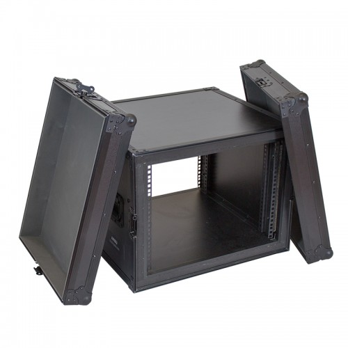 8U Vertical shock-mount rack - AR8U