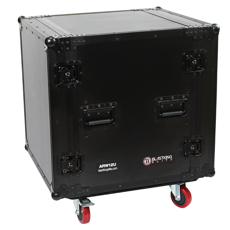 12U Vertical Shock-mount Rack - ARW12U
