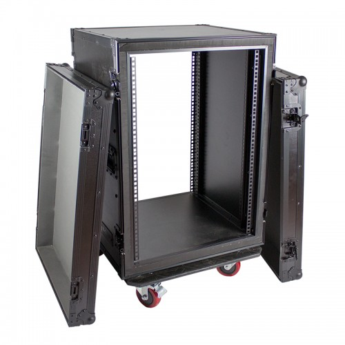 16U Vertical Shock-mount Rack - ARW16U