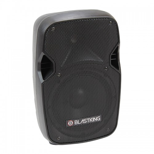 "10"" Active 600 Watts Loudspeaker w/Media Player - BDS10ABT"