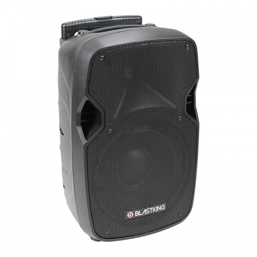 "10"" Active 700 Watts Portable PA System - BDS10BAT"