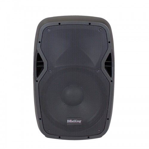 "12"" Active 800 Watts Loudspeaker w/Media Player - BDS12ABT"