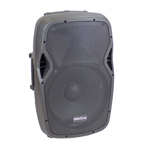 "12"" Active 800 Watts Portable PA System - BDS12BAT"