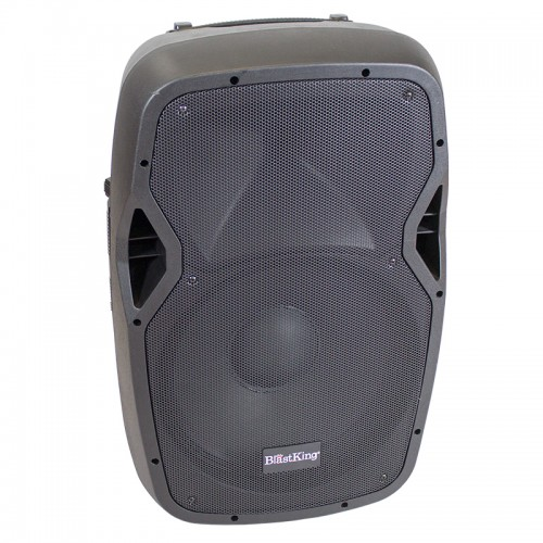 "15"" Active 1000 Watts Loudspeaker w/Media Player - BDS15ABT"