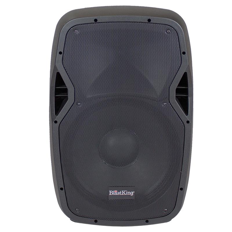 Active Watts Loudspeaker WMedia Player BDSABT Blastking - Abt speakers