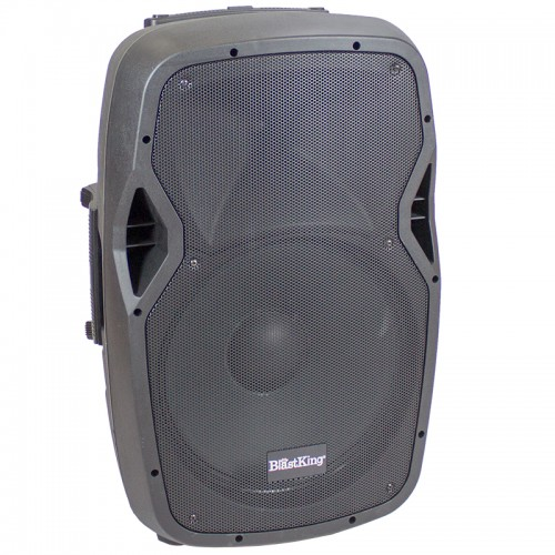 "15"" Active 1000 Watts Portable PA System - BDS15BAT"