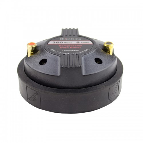 360 Watts Screw-On Compression Driver - BDUM160
