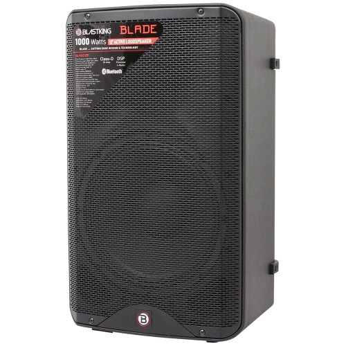 "12"" Active Loudspeaker 1000 Watts Class-D with DSP Processor – BLADE12A"