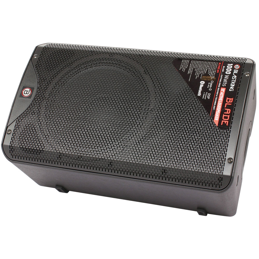 """12"""" Active Loudspeaker 1000 Watts Class-D with DSP Processor – BLADE12A"""