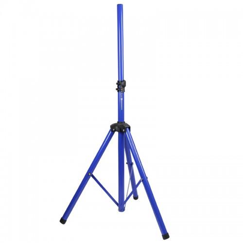 Blue Heavy Duty Tripod Speaker Stand - BS200-BLU