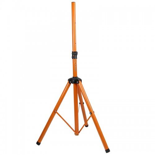 Orange Heavy Duty Tripod Speaker Stand - BS200-ORG