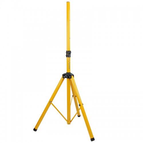Yellow Heavy Duty Tripod Speaker Stand - BS200-YEL