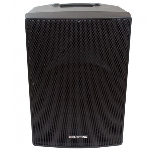 "18"" Active 1200 Watts Full Range Speaker w/Media Player - BZ18A"