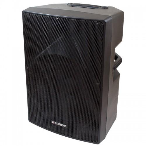 """18"""" Active 1200 Watts Full Range Speaker w/Media Player - BZ18A"""