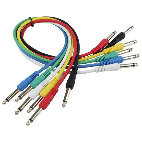 """1/4"""" TS Mono Patch Cable - CPCM-17"""