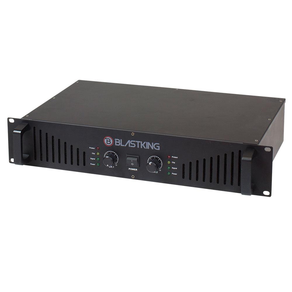 2000 Watts Professional Power Amplifier Dp2000 Blastking
