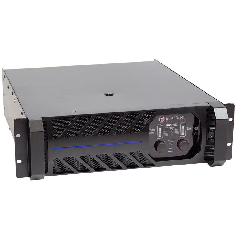 Professional Stereo Power Amplifier – KA4540 – Blastking