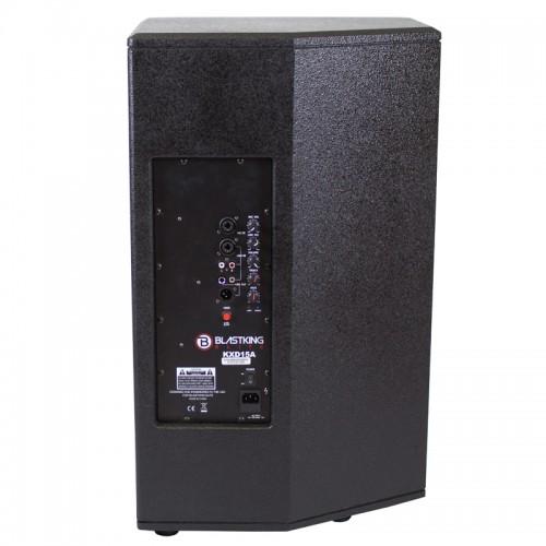 "15"" Active 1200 Watts Class D 2-way Loudspeaker – KXD15A"