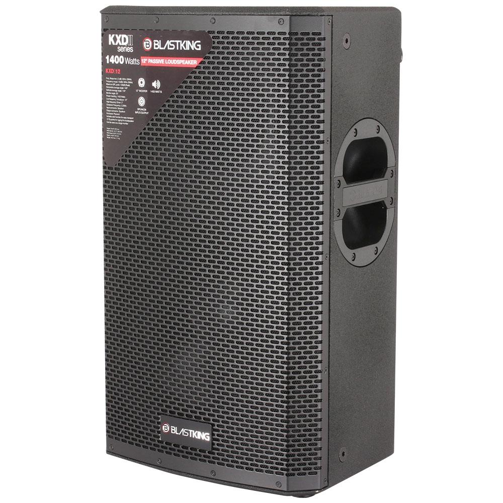 12 Passive Loudspeaker 1400 Watts Kxdii12 Blastking