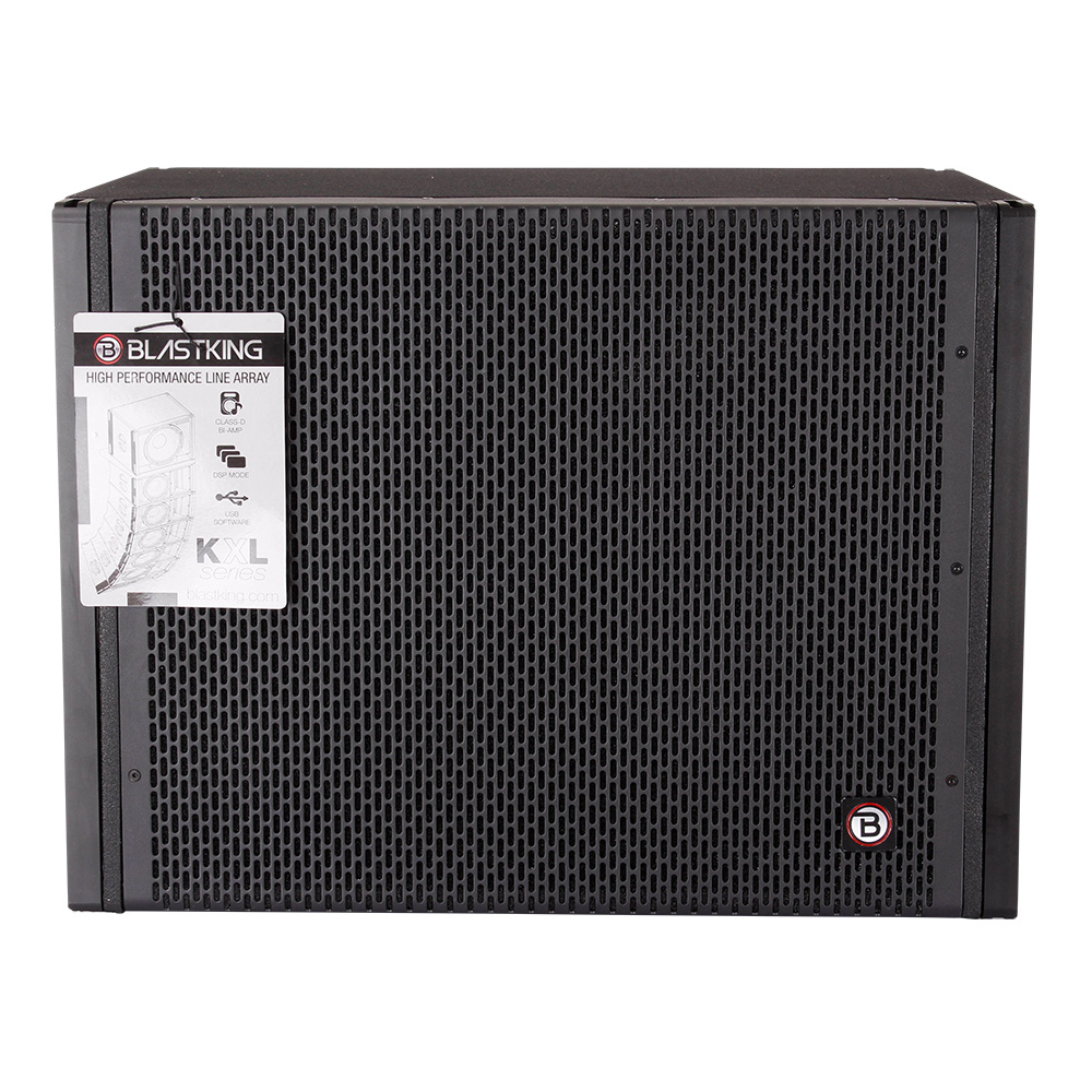 Blastking 15 inch Professional Speaker Woofer 2400W Watts 8 ohms ROCKET15