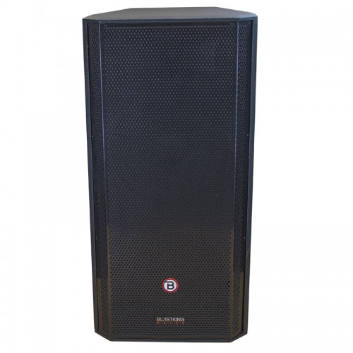 Dual 15-inch Two Way Powered Speaker - KXT215A