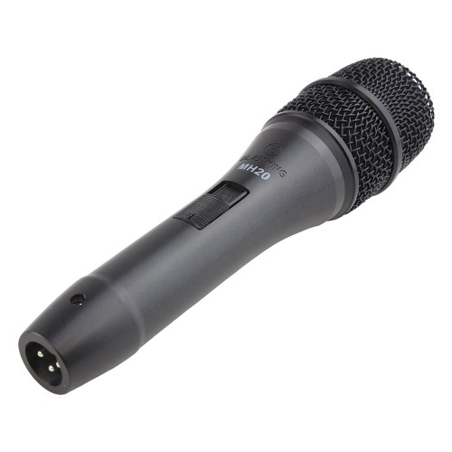 Dynamic cardioid handheld microphone - MH20