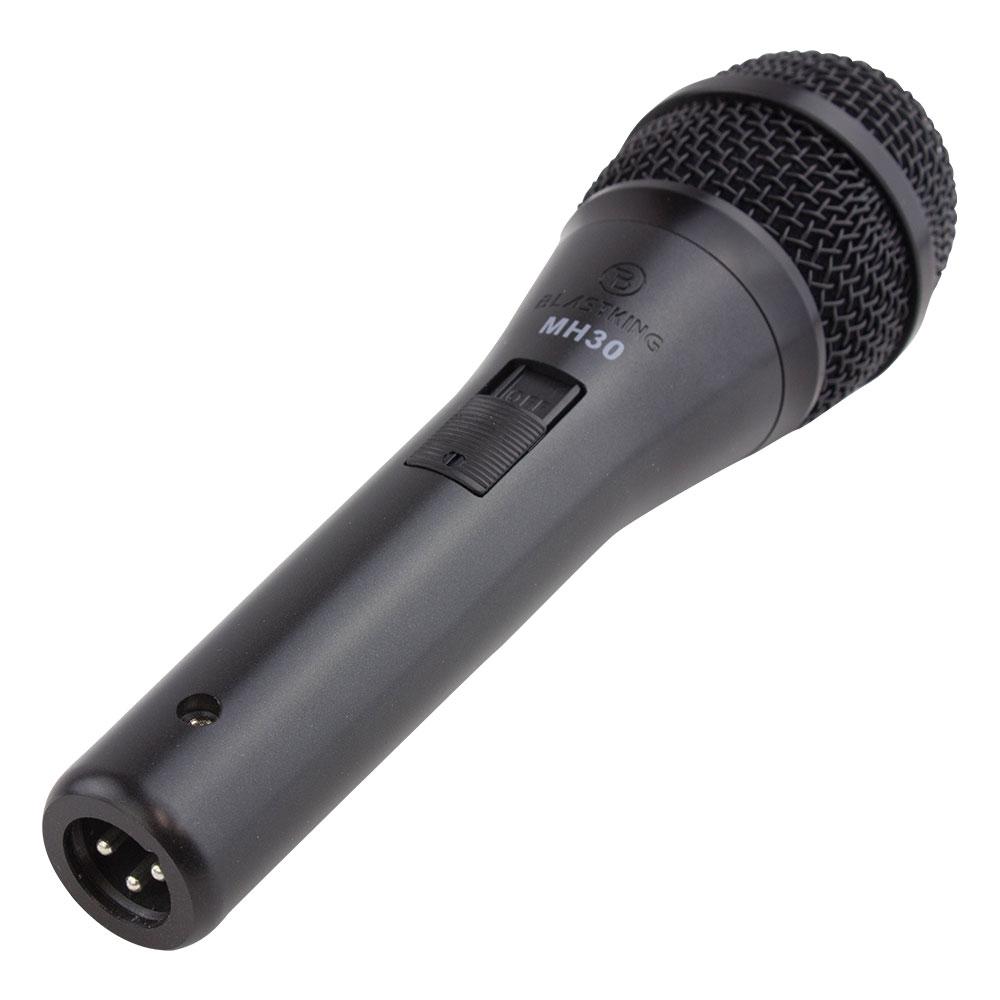 Dynamic cardioid handheld microphone - MH30