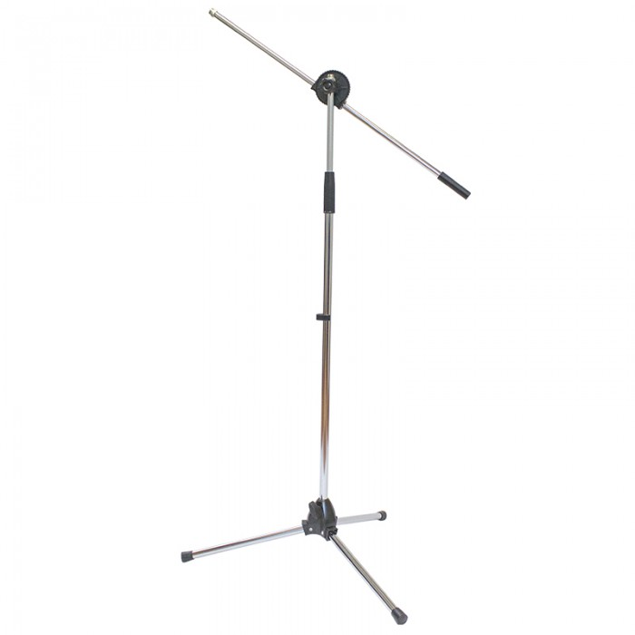 Folding Base Microphone Stand with Boom - MS305-1