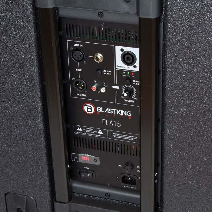 Portable All-In-One PA System - PLA15