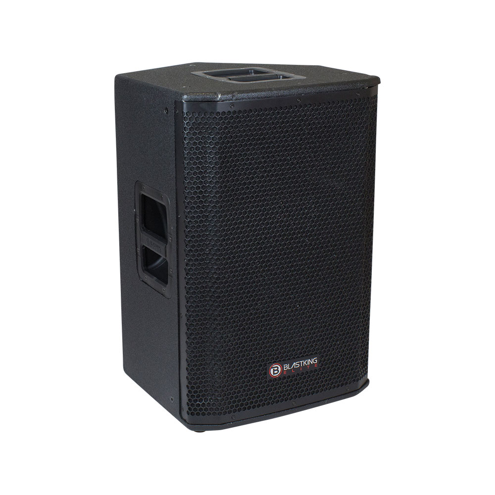 """12"""" 1000 Watts Professional Loudspeaker with Built-in DSP - QM12A"""