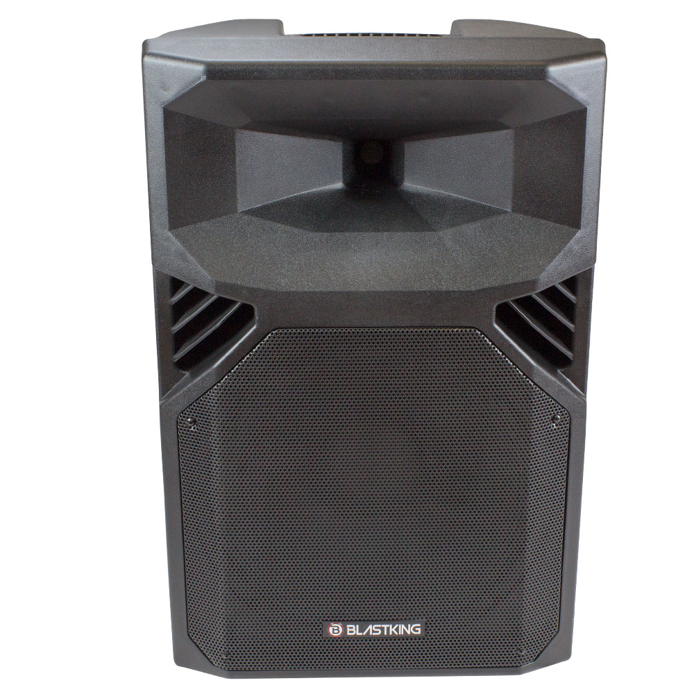 """15"""" 2-way Active 1000 Watts Loudspeaker with Bluetooth - XS15A"""